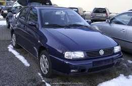 vw polo classic1998 stripping for spare