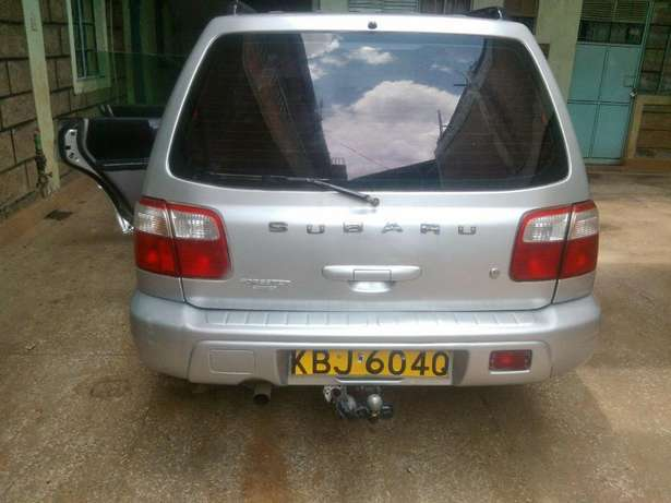 Good condition Ex-UK Forester for sale Lenana - image 1