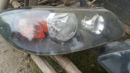 Nissan allmera head lights