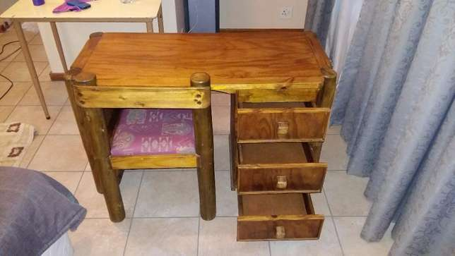 Children's pine wood bedroom set! Pretoria North - image 4