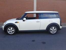 2008 Mini Cooper Clubman Automatic