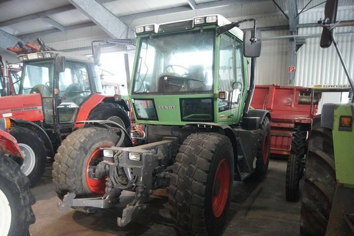 Fendt Xylon 524 T - 1996
