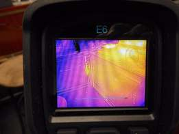 FLIR E6 Thermal Imaging Infrared Handheld Camera