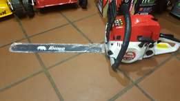 CHAINSAW PETROL 50CC NEW From LAWNit Moreleta Park on sale