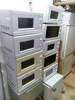 Ex-uk 20ltrs manual microwaves on quick sale