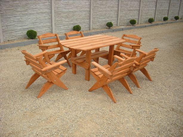 Meble Ogrodowe Składane Krzesła Stolik Miedźno Olxpl