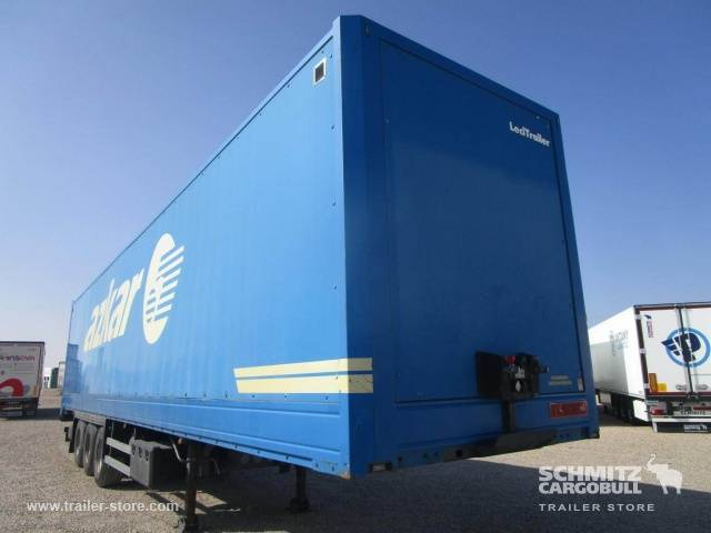 Lecitrailer Semiremolque Furgón carga seca Standard - 2010