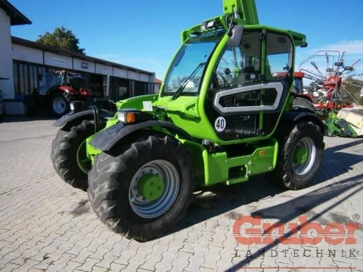 Merlo tf 50.8 t cs-156 - 2015