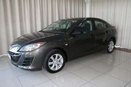2010 Mazda 3 1.6 Origenal with 156 000KM for only R 119 900