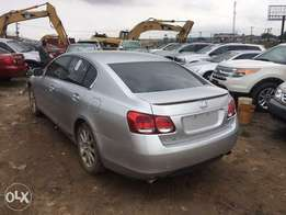Tokunbo Gs 300 lexus 2007 model