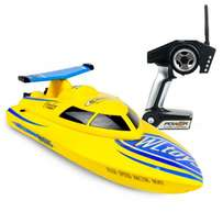 Wltoys WL911 4CH 2.4G High Speed Racing RC Boat RTF 24km/h Remote Cont