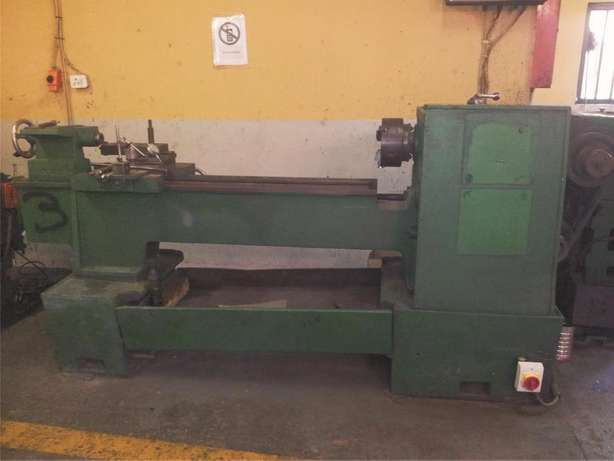 Working lathes machines for sale! Come view and offer Germiston - image 2