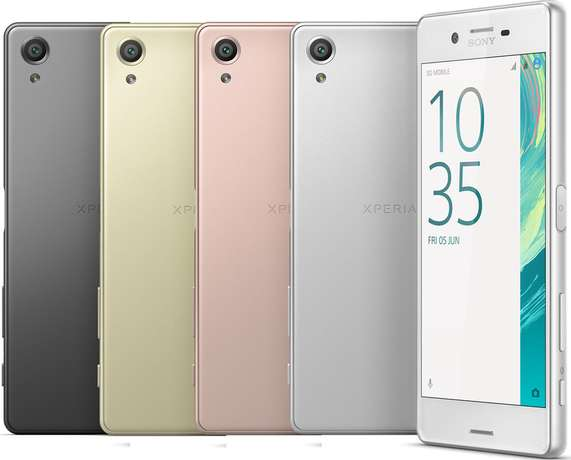 Brand new SONY XPERIA XA Pay on delivery or Visit my shop Nairobi CBD - image 1
