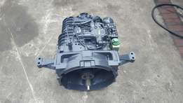 Man TGL ZF 6AS850 gearbox