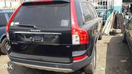 2008 Volvo xc90 full option automatic gear transmission power seats po