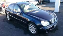 2006 Mercedes Benz C220 CDI Auto LOW KM