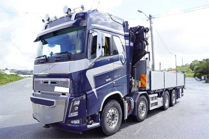 Volvo Fh650 - 2017