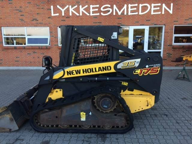New Holland C175 - 2007