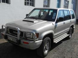Isuzu trooper ubs69