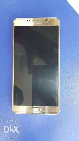 Samsung Galaxy Note 5 Gold for sale