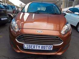 Ford Fiesta Ambiente 1.4 2014 Trend Line Manual Gear 57,000KM