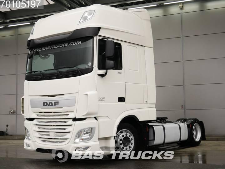 DAF XF 460 SSC 4X2 Intarder Mega Euro 6 - 2015