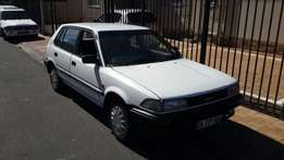 1992 Toyota conquest 16v automatic