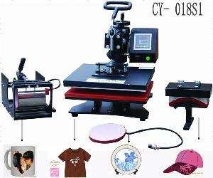 Automatic 3D/ 5 in 1 Heat Press Machine Nairobi CBD - image 2