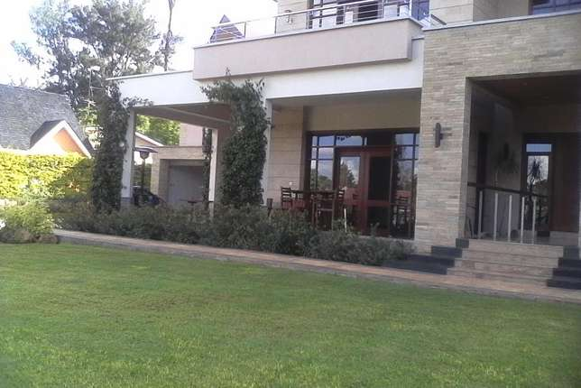 A state of the art perfectly finished ambassadorial house in Runda Hurlingham - image 5