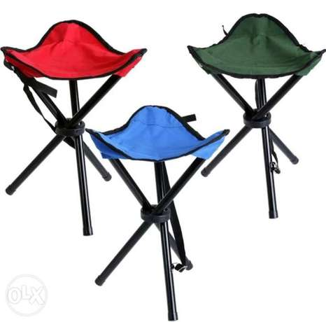 Camping and fishing chair delivery all LEB