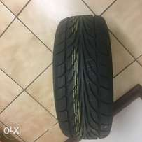 Dunlop tyre SP Sports 7000D 195/50R15. Tubeless
