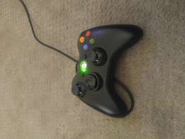 New Wired Xbox360 and PC Controller with seal