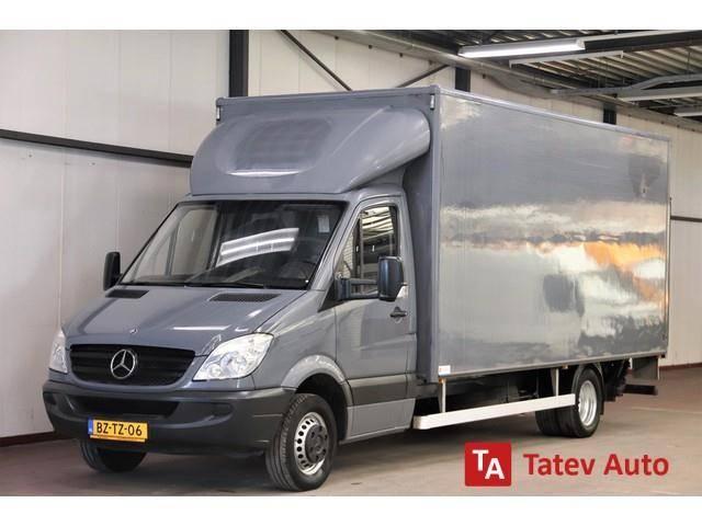Mercedes-Benz Sprinter 513 BAKWAGEN MEUBELBAK LAADKLEP AIRCO CRU - 2012