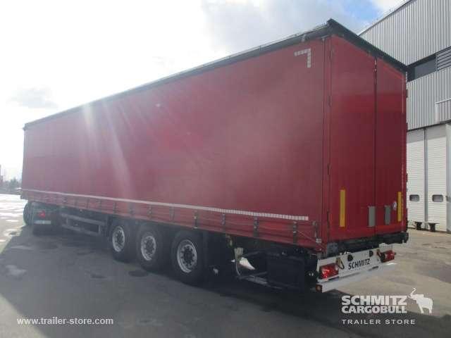 Schmitz Cargobull Semitrailer Curtainsider Standard - 2014 - image 2