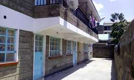 Rental house for sale in Race course Nakuru