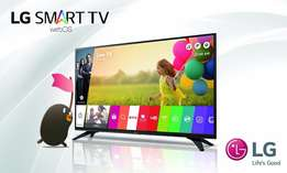 Delightful clear images of the LG 55 smart webos satellite digital tv