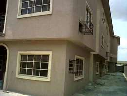 Standard Executive 6nos 3bed Rooms Flat at Ajao Estate Isolo. CofO