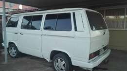 Microbus for sale.
