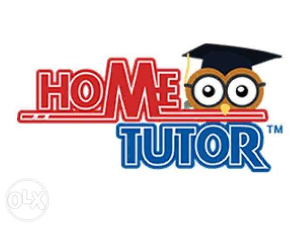 Home lesson for math science and english