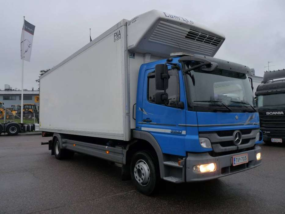 Mercedes-Benz Atego 1524l 4x2 - 2012 - image 3