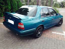 FOR SALE: Nissan Sentra 200GSI Mechanically sound and reliable! 16000