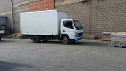 Transport Services for Office or House Removal.