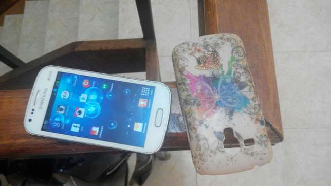 its a samsung trend with a free cover which costs shs500 Nairobi West - image 1
