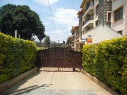 2 Executive Bedrooms Both Ensuite Apartment to let In Ruaka
