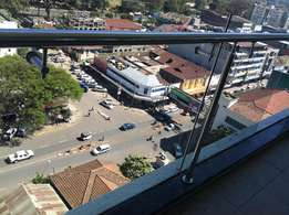Roof Top Excellent Ariel View of Nakuru 4 Gym, Chinese, Italian Hotel