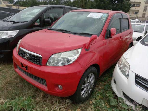 Toyota Rush KCN number 2010 model loaded with alloy rims, good m Mombasa Island - image 3