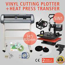 Combined Branding Machines 5 in 1 Heat press n 4 feet Plotter Cutter Nairobi CBD - image 3