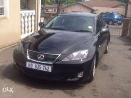2007 automatic lexus is250