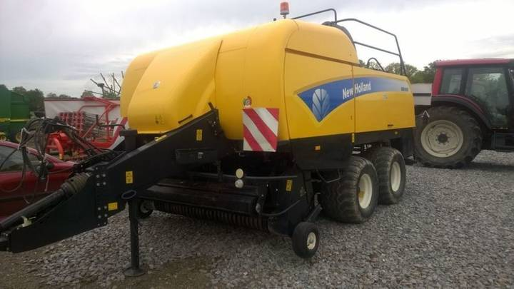 New Holland bb9080 - 2011