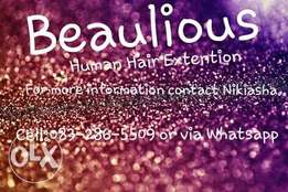 Human Hair Extensions Sale Now